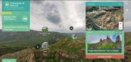 Հայաստանի բնության հատուկ պահպանվող տարածքներին նվիրված պաշտոնական կայք
